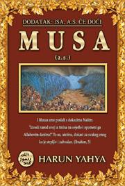 Musa a.s. - Harun Yahya (prijevod: Enver Ibrahimkadić)