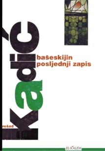 Bašeskijin posljednji zapis