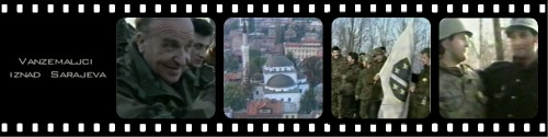 Vanzemaljci iznad Sarajeva